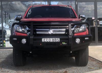 IRONMAN 4X4 RG COLORADO BULLBAR