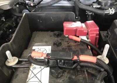 4WD DUAL BATTERY SETUP UNDER BONNET