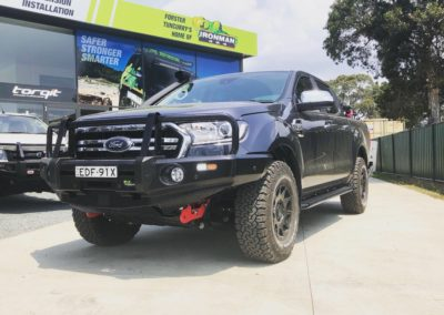 IRONMAN COMMERCIAL DELUXE FORD RANGER