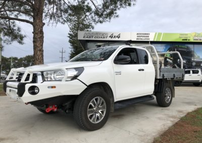 IRONMAN 4X4 HILUX REVO BULLBAR COMMERCIAL DELUXE