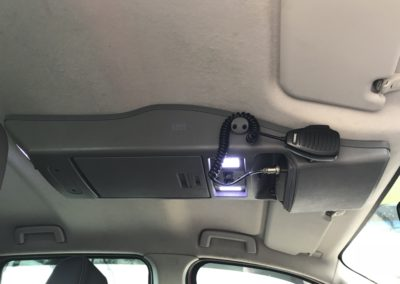 OUTBACK INTERIORS ROOF CONSOLE